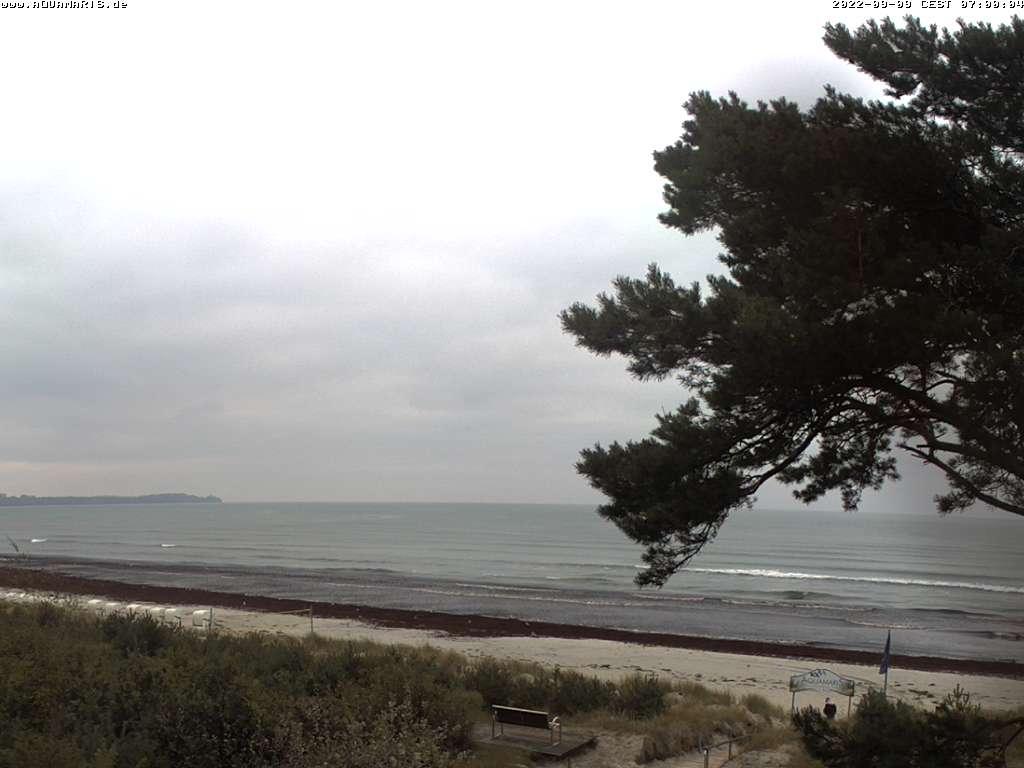 AQUAMARIS Sonnenaufgang über der Ostsee